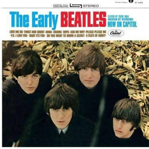 The Beatles - Early Beatles (CD)