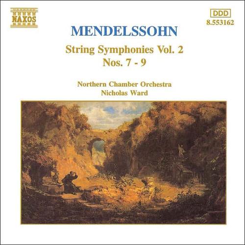 Mendelssohn: String Symphonies Vol. 2, Nos. 7-9