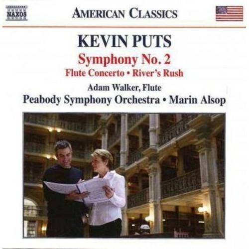 Peabody Symphony Orchestra - Puts: Symphony No. 2
