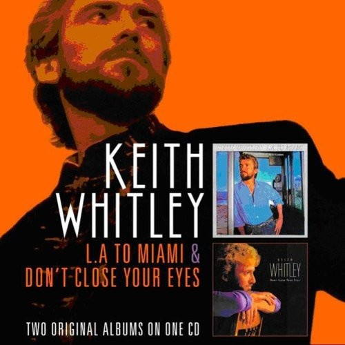 Don't Close Your Eyes [CD]