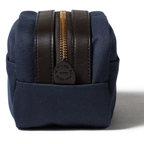 Filson Twill Travel Kit, Navy 70218-NA