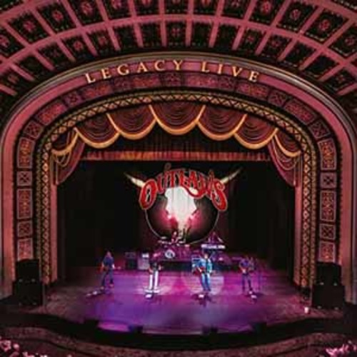 Outlaws - Legacy Live [Audio CD]