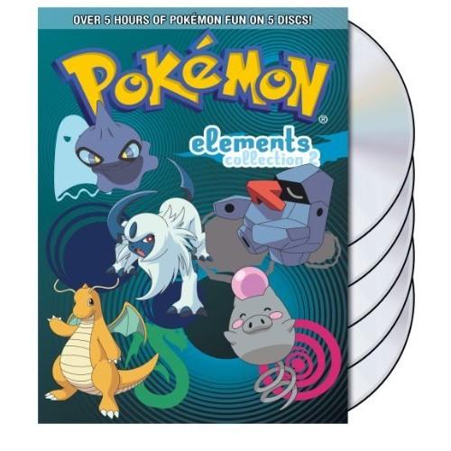 Pokemon Elements: Collection 2