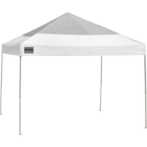 Quik Shade Weekender Elite Aero Shade WE100 10' x 10' Mesh Instant Canopy