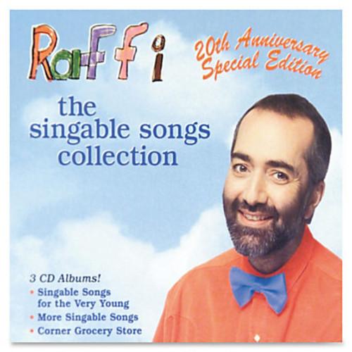 Flipside Raffi's Singable Songs 3-CD Set - Children