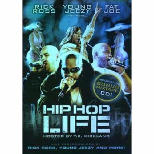 Hip Hop Life [DVD/CD] WSE DD5.1