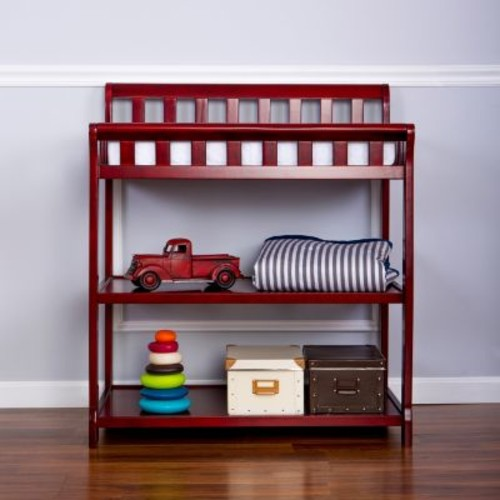 Dream On Me 2-in-1 Ashton Changing Table - Cherry