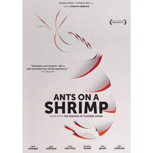 Ants on a Shrimp [DVD] [2016]