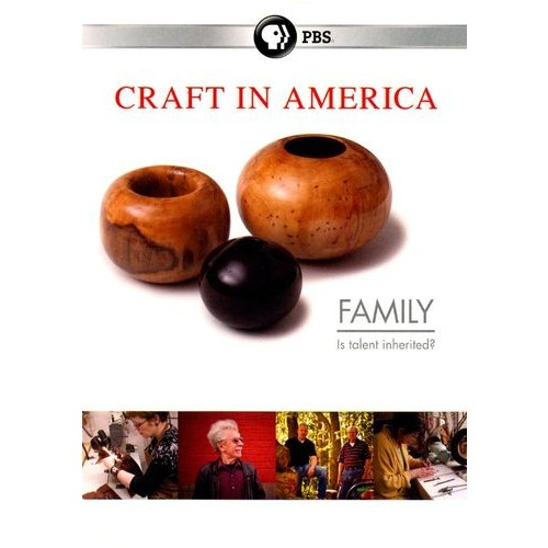 Craft in America: Family [DVD] [2011]