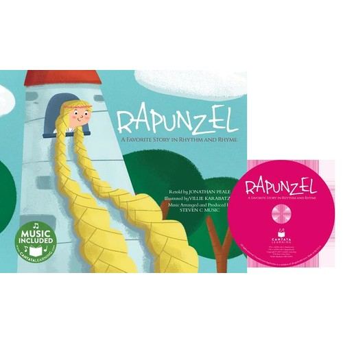 Rapunzel: A Favorite Story in Rhythm and Rhyme