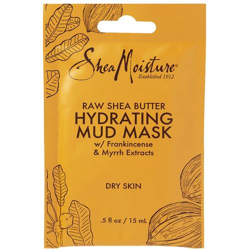 Raw Shea Hydrating Mud Mask Packette