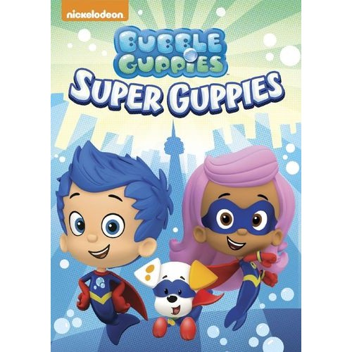 Bubble Guppies: Super Guppies [DVD]