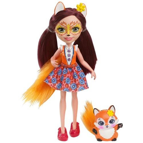 Enchantimals 6-inch Fashion Doll - Felicity Fox