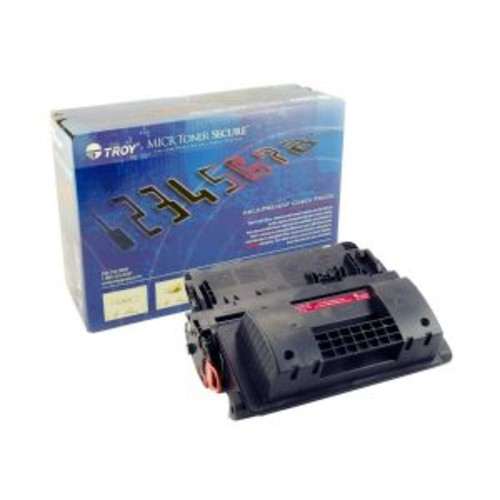 TROY MICR Toner Secure M605/M606 - High Yield - black - MICR toner cartridge - for MICR M605n Secure, M605n Secure Ex, M605tn Secure, M605tn Secure Ex