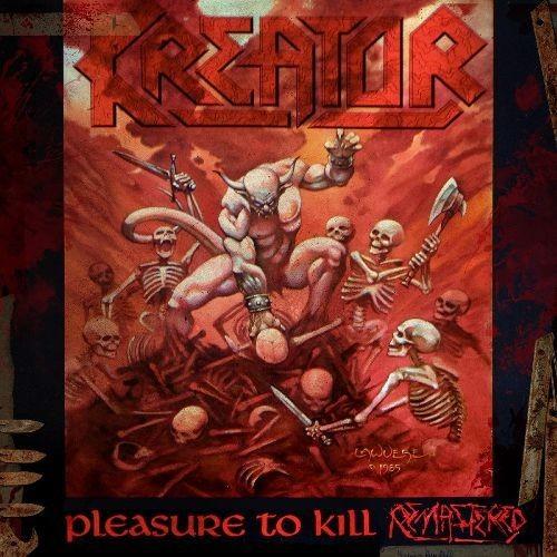 Pleasure to Kill [CD]
