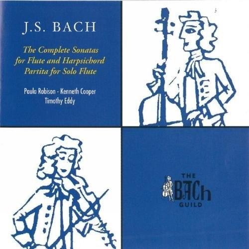 Complete Sonatas for Flute & Harpsichord