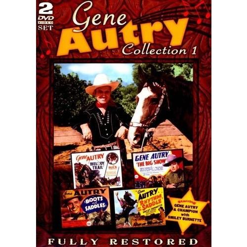 Gene Autry: Collection 1 [2 Discs] [DVD]