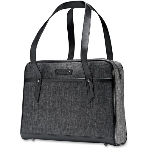 Samsonite - Heathered Carrying Case (Briefcase) for 15.6