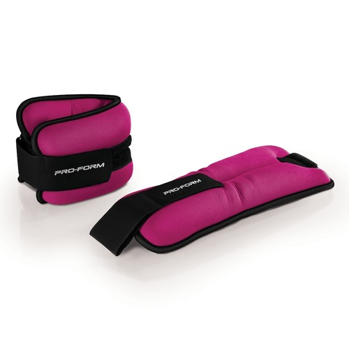 ProForm 2 lb. (Pair) Neoprene Ankle Weights