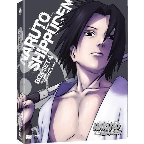 Naruto: Shippuden - Box Set 4 [Special Edition] [3 Discs] [DVD]