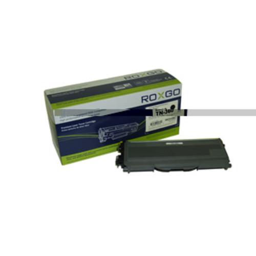 Roxgo Replacement High Yield Brother TN360 Toner Cartridge - Black