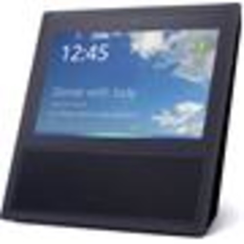 Amazon Echo Show (Black) Voice-activated virtual assistant with video