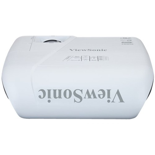 ViewSonic - LightStream PJD6252L XGA Smart DLP Projector - Gray, White