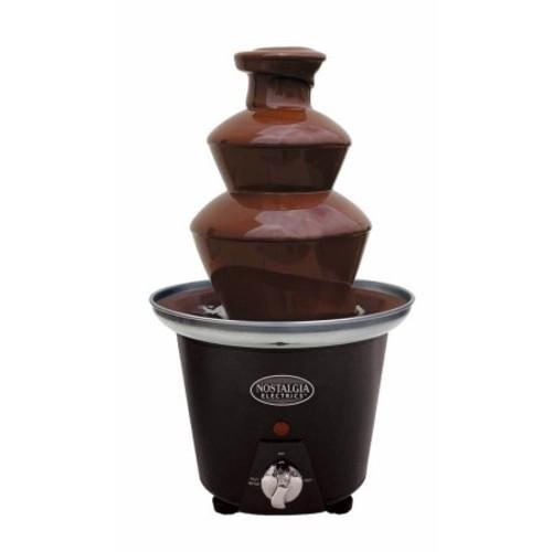Electrics Mini Chocolate Fondue Fountain