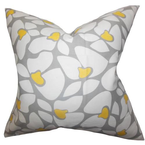 Zaza Geometric Throw Pillow Cover