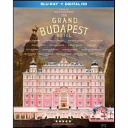 Grand Budapest Hotel [Includes Digital Copy] [UltraViolet] [Blu-ray] COLOR DHMA/DD5.1/DTS-ESM