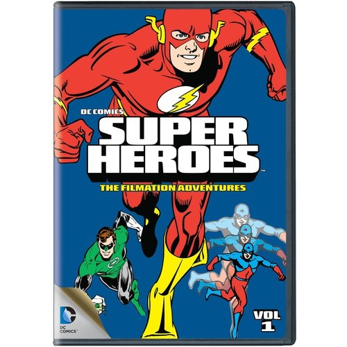 DC Comics Super Heroes: The Filmation Adventures, Vol. 1 (Full Frame)
