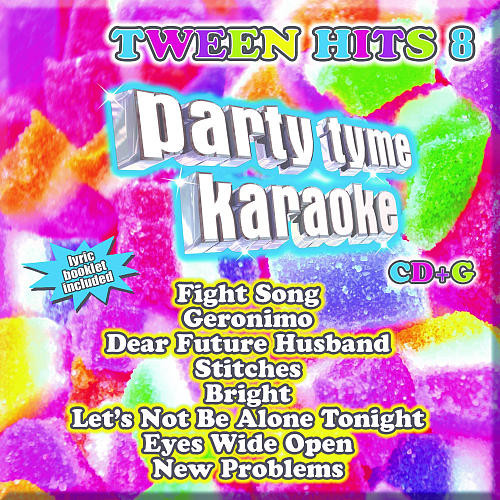 Party Tyme Karaoke: Tween Hits, Vol. 8 [CD + G]