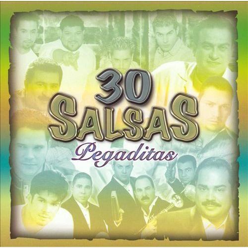 30 Salsas Pegaditas: Lo Nuevo y Mejor 2010 [CD]