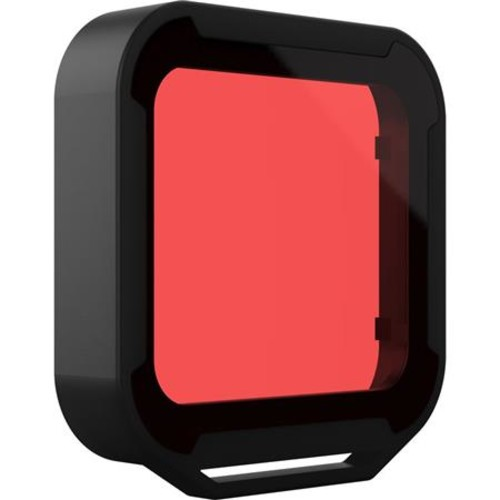 Polar Pro Red Filter for GoPro HERO5 Black Super Suit Housing