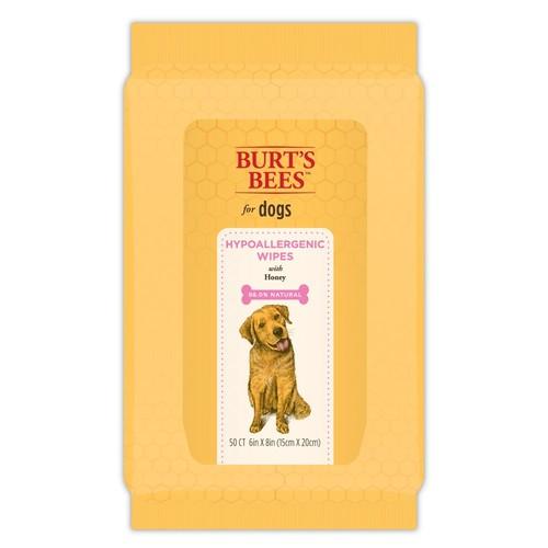 Burt's Bees Hypoallergenic Dog Wipes