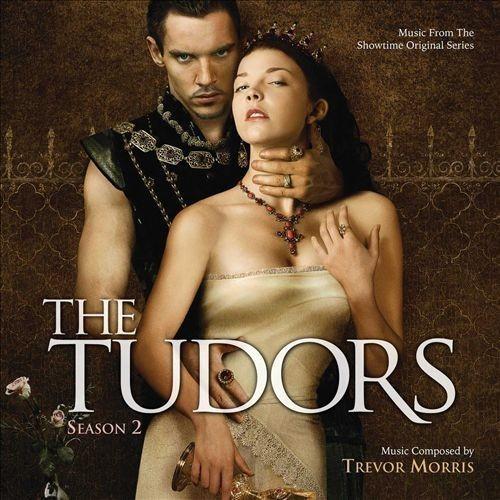 The Tudors Season 2 [Original Series Soundtrack] [CD]
