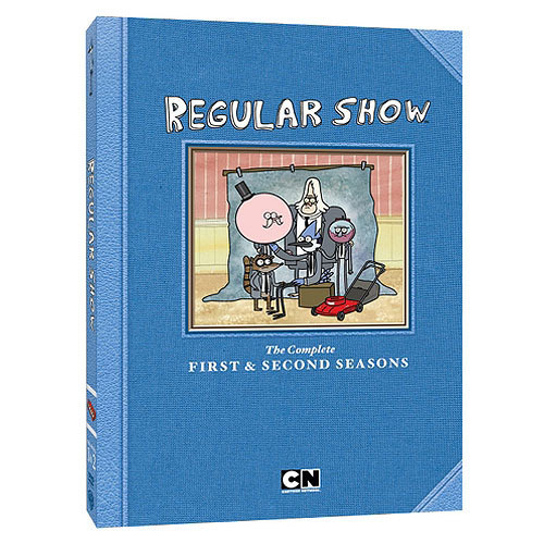Regular Show: The Complete First & Second Seasons [3 Discs] [DVD]