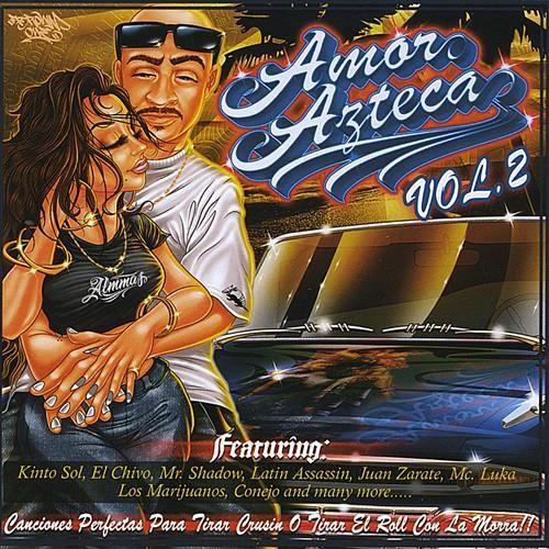Amor Azteca, Vol. 2 [CD]