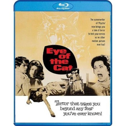 Eye Of The Cat (Blu-ray)