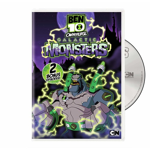 Cartoon Network: Classic Ben 10 Omniverse - Galactic Monsters