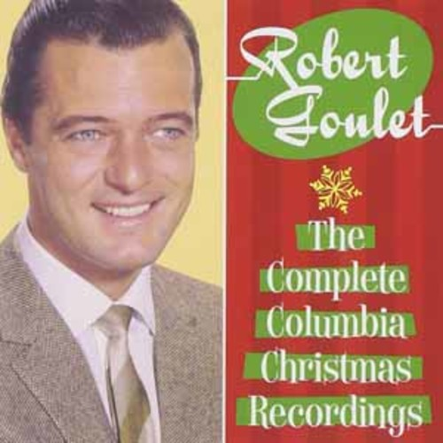 Robert Goulet - Complete Columbia Christmas Recordings [Audio CD]
