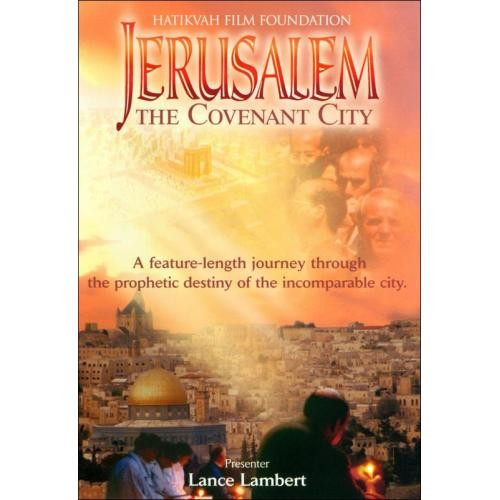 Jerusalem: The Covenant City [DVD] [English] [2012]
