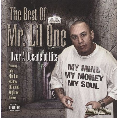 The Best of Mr. Lil One [CD] [PA]