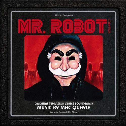 Mr. Robot, Vol. 2 [Original Television Series Soundtrack] [CD]