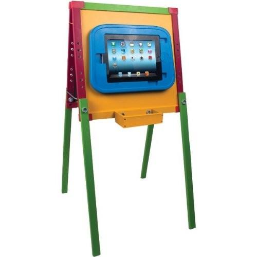 Cta Digital Pad-Easel Ipad(R) With Retina Display/Ipad(R) 3Rd Gen/Ipad(R) 2 Kids Drawing Easel