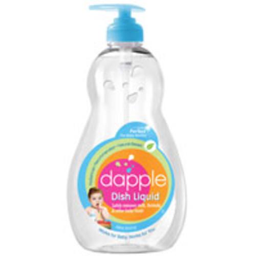 Dapple Pure 'N' Clean Bottles & Dishes Dish Liquid Lavender -- 16.9 fl oz
