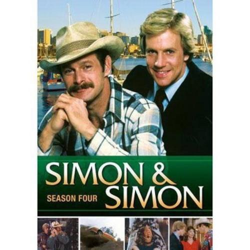 Simon & simon:Season four (DVD)
