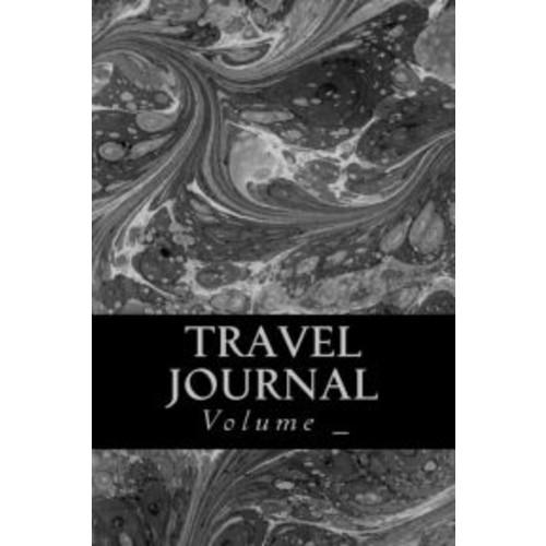 Travel Journal: Black Art Cover