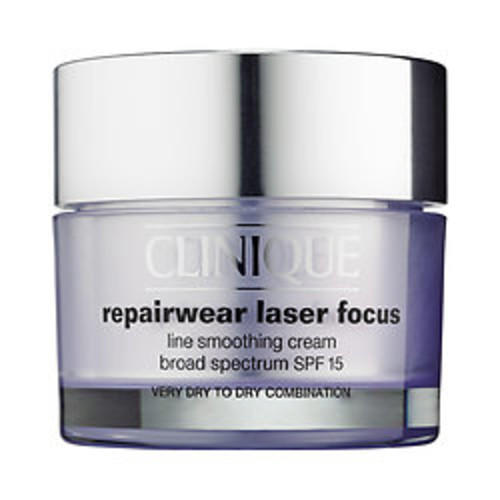 Repairwear Laser Focus Line Smoothing Cream Broad Spectrum SPF 15 Very Dry to Dry Combination