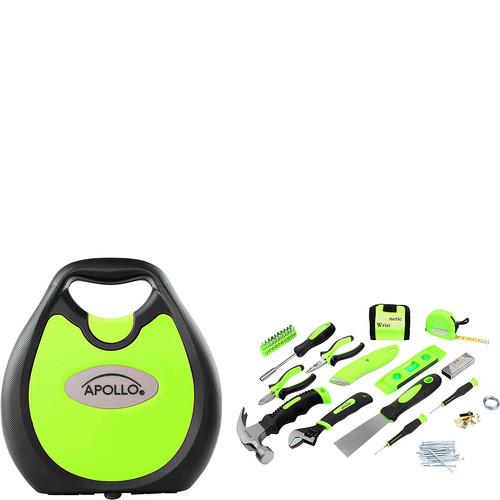Apollo Tools 72 Piece Household Tool Kit